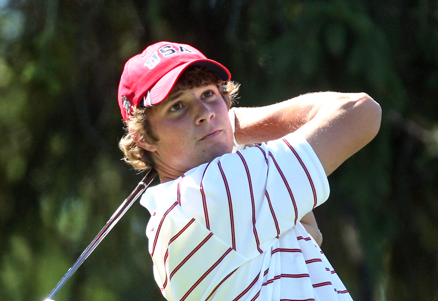 Peter Uihlein went undefeated in his first Walker Cup.