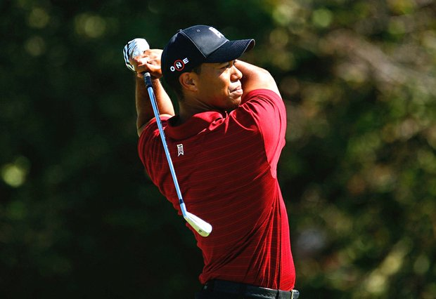 Tiger Woods won his 71st PGA Tour title Sunday at the BMW Championship.