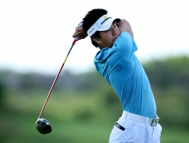 Takashi Murayama at No. 12.