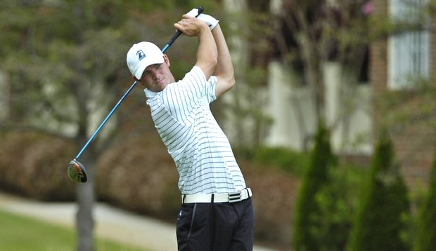 UNC Wilmington senior Derek Wallace led the Seahawks to a victory Sept. 29 at the VCU Shootout.