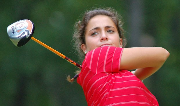Georgia sophomore Marta Silva Zamora has won four of the Bulldog's last 10 events.