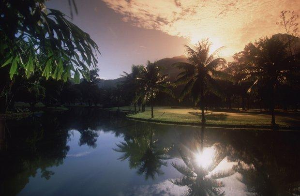 Itanhanga Golf Club.