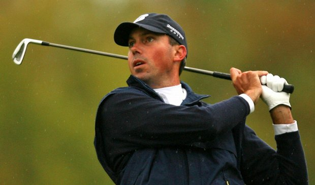 Matt Kuchar won the Turning Stone Resort Championship using graphite shafts in his irons.