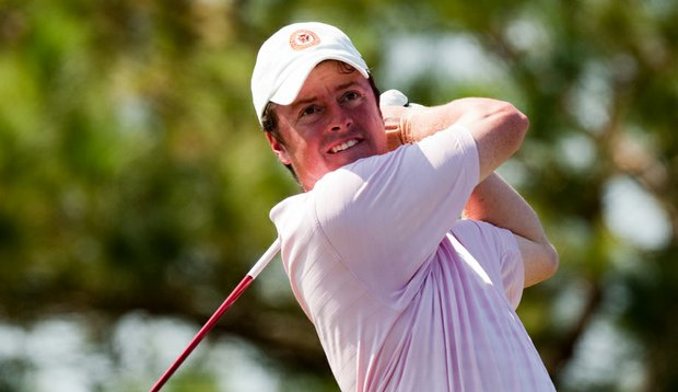 Nathan Smith was never down in the USGA Mid-Amateur final, eventually beating Tim Spitz, 7 and 6.