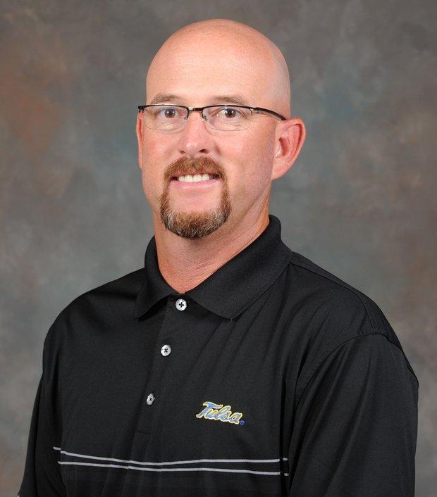 Tulsa women's coach Randy Keck
