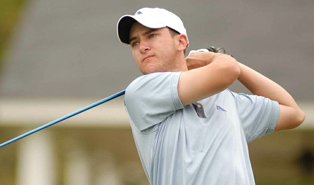Augusta State sophomore Taylor Floyd tied for third at the Brickyard Collegiate Championship.