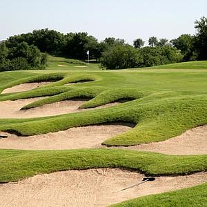 The Golf Club of Kansas in Lenexa, Kan. Course ranked No. 30.