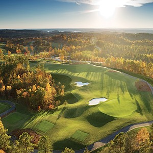 Cliffs at Keowee Springs, Six Mile, S.C. Course ranked No. 16.