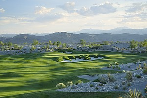 Coyote Springs Golf Club. The Chase, Hole No. 10, Coyote Springs, Nev. Course ranked 10.