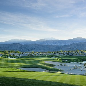 Coyote Springs Golf Club. The Chase, Hole No. 12. Coyote Springs, Nev. Course ranked No. 10.