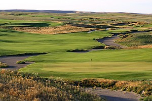Hole No. 5 at Wine Valley GC, Walla Walla, Wash.
