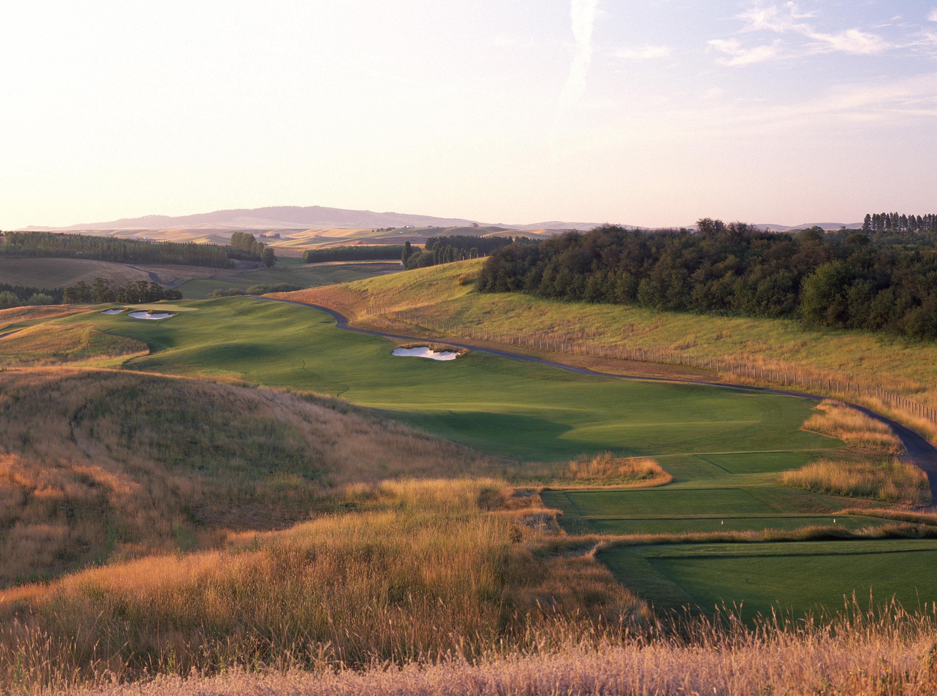 Courtesy Of Palouse Ridge Gc Palouse Ridge Golf Club In