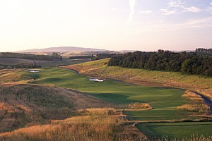 Palouse Ridge Golf Club in Pullman, Wash. Course ranked No. 2.