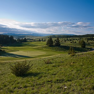 Rock Creek Cattle Company in Deer Lodge, Montana. Course ranked No. 1.