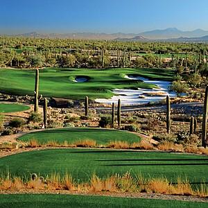 Ritz-Carlton GC at Dove Mountain, Marana, Ariz. Course ranked No. 11.