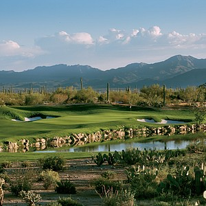 Ritz-Carlton GC at Dove Mountain, Marana, Arizona. Course ranked No. 11.