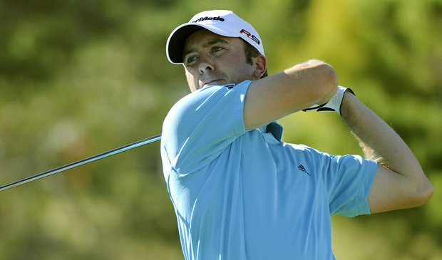 Martin Laird won the Justin Timberblake Shriners Hospitals for Children Open.