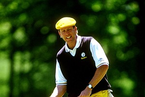 Payne Stewart during the 1994 Memorial Tournament.