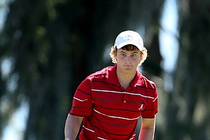 Alabama's Bud Cauley at No. 17.
