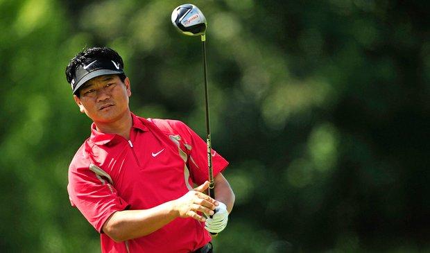 K.J. Choi won the Iskandar Johor Open on Oct. 25.