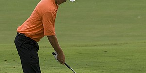 Swing sequence: Rickie Fowler