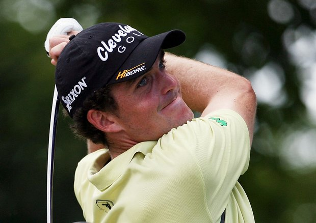 Through three rounds, Keegan Bradley is tearing through the first stage of Q-School.