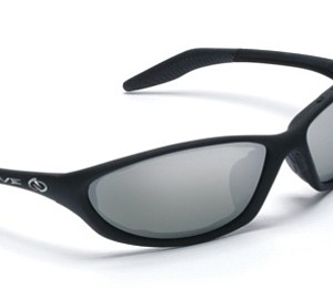 Native eyewear has this sleek pair of black sunglasses and with a name like Silencer they definitely fall into our Halloween category.