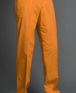 Loudmouth's Orange Crush pant.