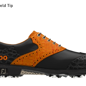 FootJoy offers endless creative options through their MyJoy program. Build and customize your own shoe with any combination of color, style and logos.