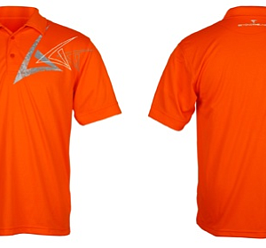 Beyond the links 949 Polo, Limited Edition in orange.