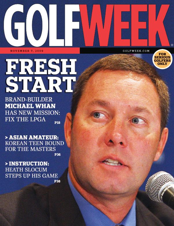 Golfweek (Nov. 7, 2009)