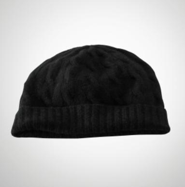 Ralph Lauren  Classic Cashmere cable hat