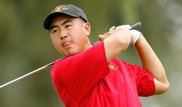 San Diego State's Alex Kang finished 7th at the Arizona Intercollegiate.