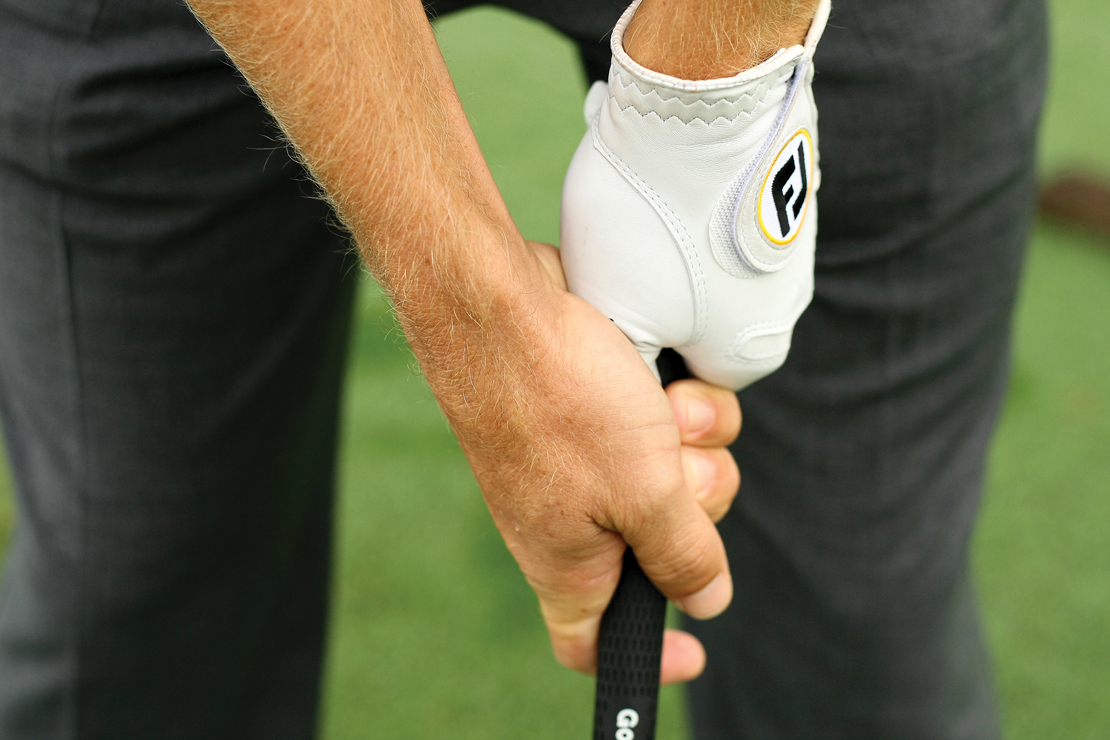 New grip