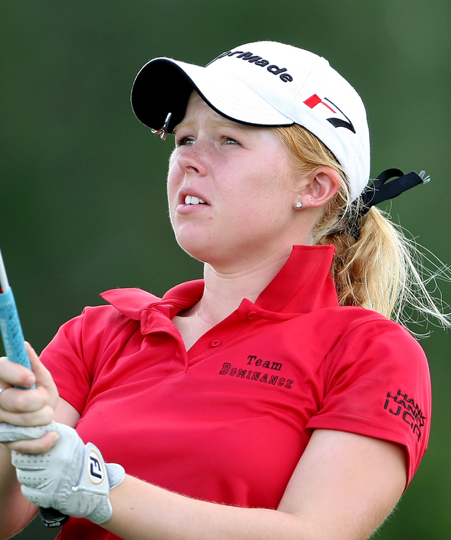 Stephanie Meadow won last year's Golfweek Junior Invitational.