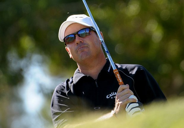 Rich Beem is currently No. 124 on the PGA Tour money list.