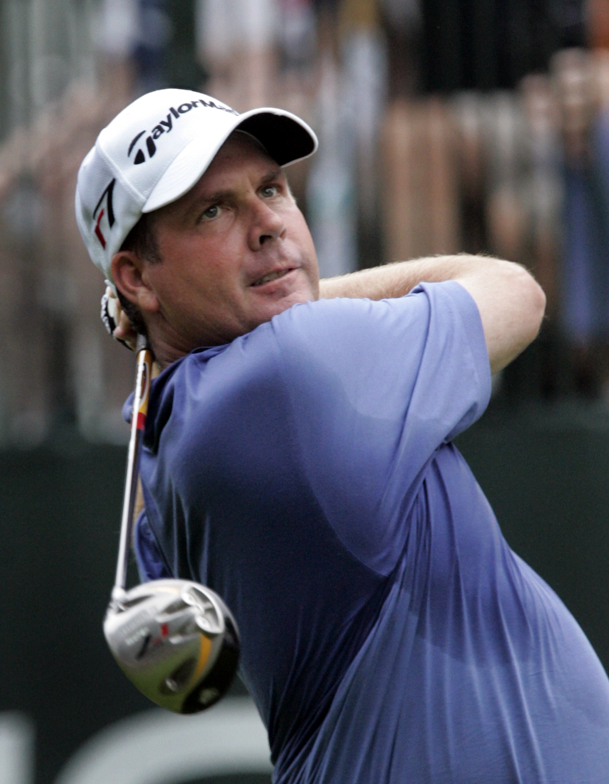 Doug Barron during the first round of the 2006 Buick Open.