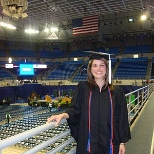 Mallory Code graduated from the University of Florida in August.