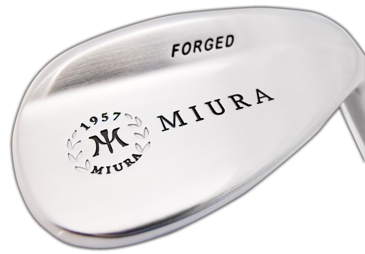 Miura Special Grind Y wedge