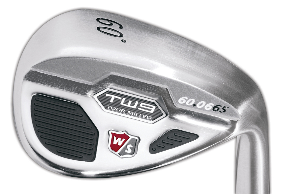Wilson Tw9 Tour-Milled wedge