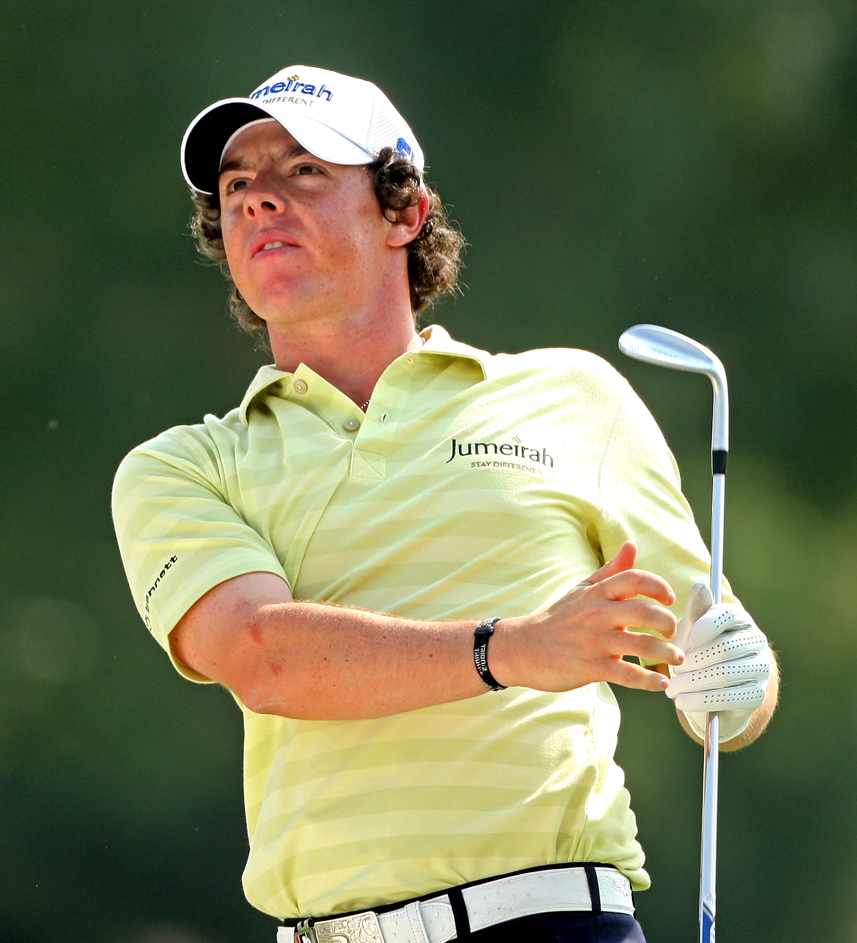 Rory McIlroy is in position to win the Race to Dubai, which features a $7.5 million bonus pool.