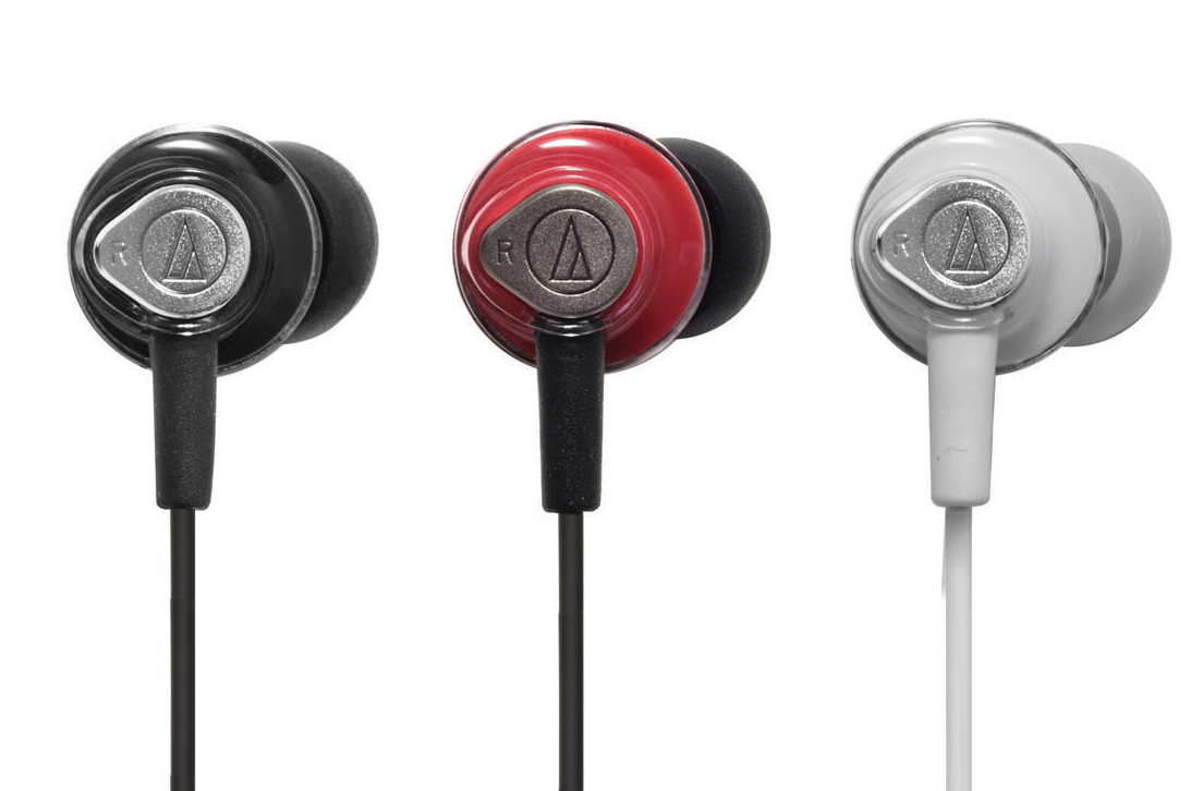 Audio-Technica ATH-CKM50A in-ear headphones
