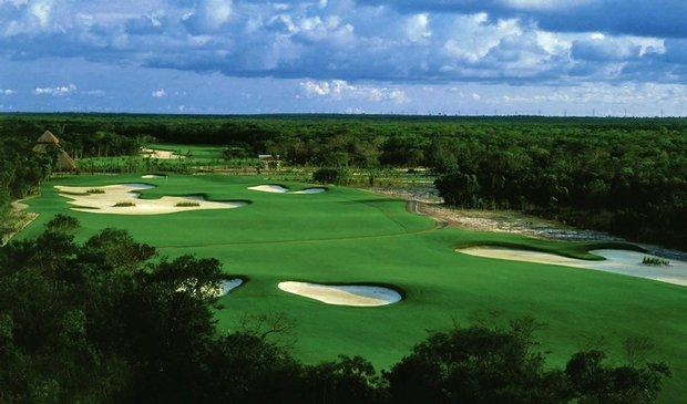 No. 4 at Moon Spa and Golf Club.