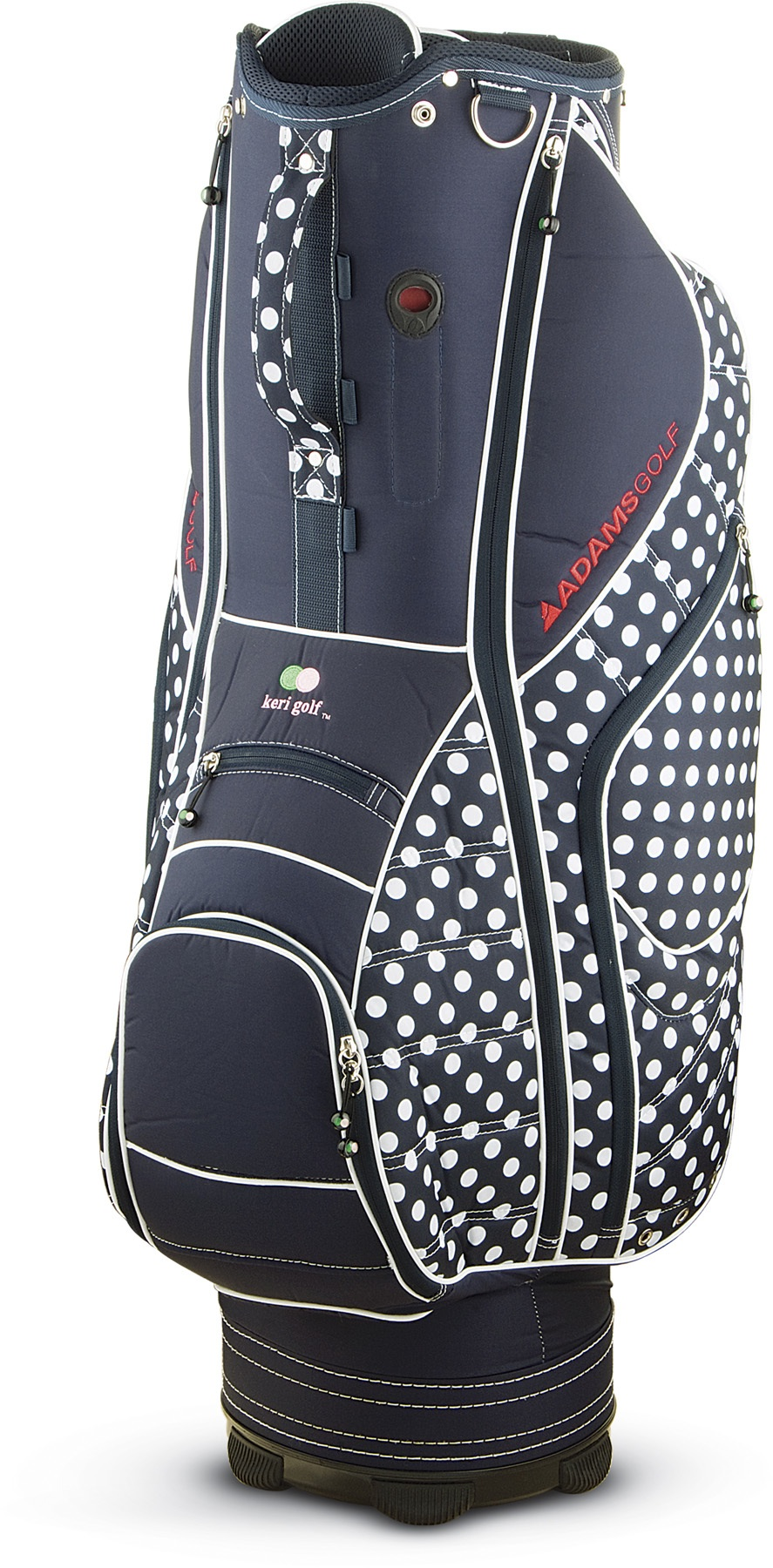 Keri sport royal blues cart bag.