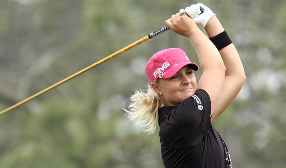 Anna Nordqvist won the LPGA Tour Championship on Nov. 22, her second LPGA title.