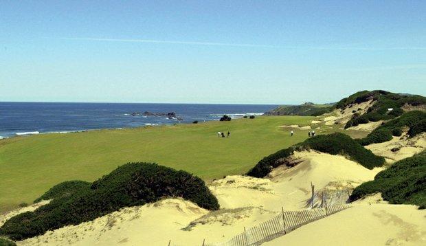 Bandon Dunes Golf Resort.