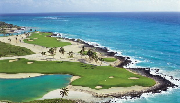 Punta Espada at Cap Cana along the southeast coast of the Dominican Republic.