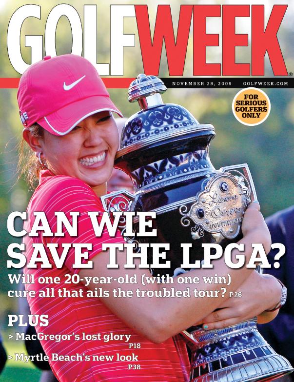 Golfweek (Nov. 28, 2009)