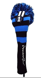 Rocket tour's classic rocket socks are great traditional golf headcovers.