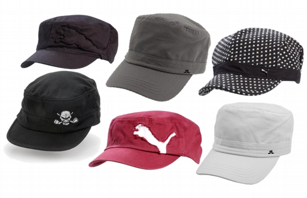 Trendy hats make for a great holiday gift.